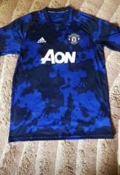 Camisa do Manchester United original na etiqueta 130$