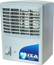 Purificador Ionizador Ozonizador Ar 80m³ Original Bivolt +nf