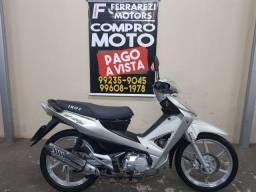 IROS 2012 EX 125 NOVA 2 MIL KM