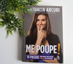 Título do anúncio: livro me poupe nathalia arcuri natalia arcuri Livro sobre finanças dinheiro enriquecimento