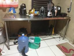 Mesa cozinha industrial