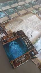 """Expansão do Lord of the rings card game: the watcher in the water """""""