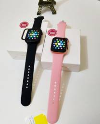 Smatwatch Iwo X8 versão 2021, faz e recebe chamadas