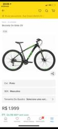 Bike ox Glide aro 29 R$ 1500