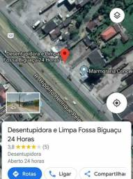 VENDO desentupidora/Limpa Fossa (48) 99638-1479