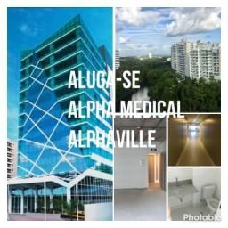 Oportunidade Sala Comercial - Alpha Medical Alphaville