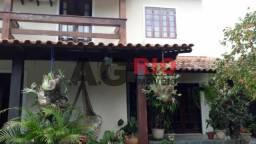 Casa de condomínio à venda com 3 dormitórios em Anil, Rio de janeiro cod:FRCN30006
