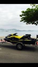 Jet ski seadoo gtr 250 - 2016