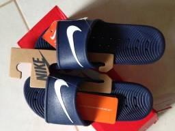 Sandália Nike masculino na caixa 38