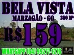 Lotes parcelados com mensais de 159,79 - Sítio a Venda no bairro Bela Vista - Ca...
