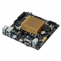 PC Mini Itx Asus 2Gb DDR3 500Gb HD com HDMI Alta Performance