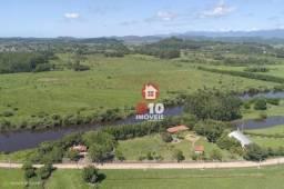 Chácara com 3 dormitórios à venda, 7755 m² por r$ 750.000 - costa do rio - passo de torres