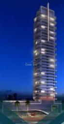 Apartamento à venda com 3 dormitórios em Centro, Ponta grossa cod:2557