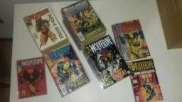 Wolverine Coleção Completa 101 Num. Formatinho Ed. Abril! Perfeito Estado!