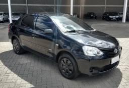 .Toyota Etios Xs 1.5 Sedan ano 2013