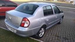 Clio sedan 2007 completo - 2007