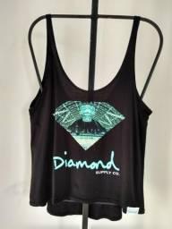 Regatas Femininas - Diamond e Hollister Novas e Originais
