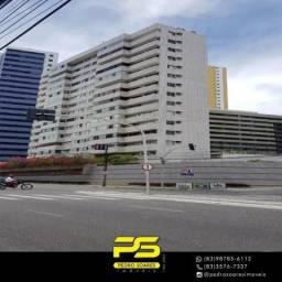 Apartamento com 3 dormitórios à venda, 176 m² por R$ 500.000 - Miramar - João Pessoa/PB
