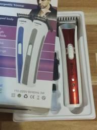 Máquina de cortar cabelo e barba entrego em Bauru