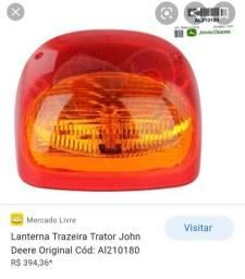 Barbada Sinaleira Original John Deere