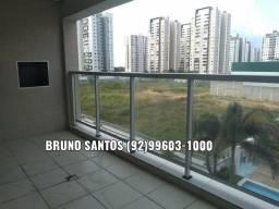 Key Biscayne Morada do Sol / Adrianopólis. 98m², três dormitórios