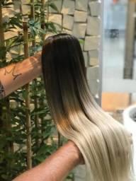 Mega hair - cabelos brasileiro