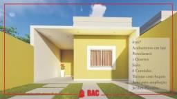 Excelente residência c/ 02 quartos (uma suíte) e amplo terreno no Jd. Planalto !!