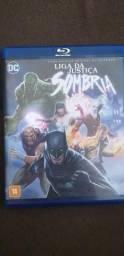 DVD BLU-RAY Liga da justiça-Sombria