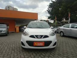 NISSAN MARCH 2018/2019 1.0 S 12V FLEX 4P MANUAL - 2019
