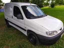 Peugeot Partner Furgão - 2002