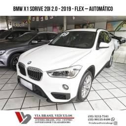 X1 2019/2019 2.0 16V TURBO ACTIVEFLEX SDRIVE20I 4P AUTOMÁTICO