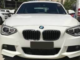 BMW 125 KIT M 2014/2015 Branca Flex Impecável - 2015