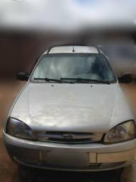 Vende uma corrie prata ano 2000 gasolina vidro elétrico câmbio normal - 2000