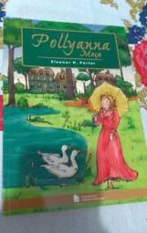 Livro Pollyanna moça (novo)