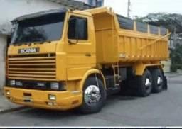 Scania 113 320 Traçado Caçamba Basculante - 1994