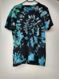 Camiseta tie dye Mizan