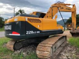Escavadeira Hyundai 220 Ic9s
