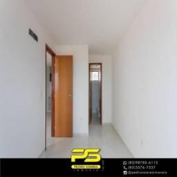 Apartamento com 1 dormitório à venda, 44 m² por R$ 179.900,00 - Miramar - João Pessoa/PB
