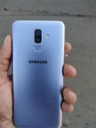 Samsung J8 semi-novo 64g 4g de ram