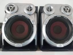 Vendo system aiwa conservado ( controle remoto)