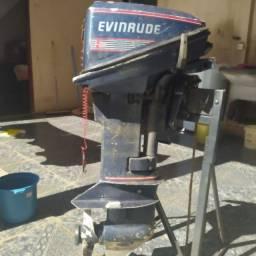 Motor Everude 15HP 1990