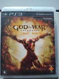 GOD OF WAR ASCENSION (PS3 EM PORTUGUÊS)