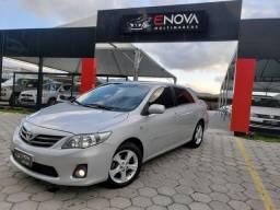 Raridade Corolla Gli 2013 6 Marchas C/ Gnv Injetado novo 270km c/ 45 reais.