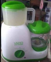Máquina prepara comidinha pro bebe