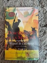 Livro - Dom Quixote De La Mancha Vol.1 - Série Ouro