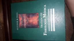 Livro universitário tratado de fisiologia médica Guyton