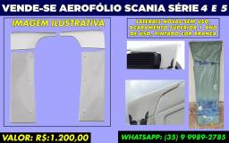 Aerofólio Lateral Scania Série 4 e 5
