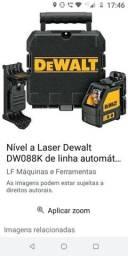 Nível a laser.
