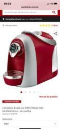 Cafeteira espresso 3 corações