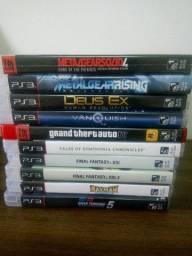 Jogos PS3 perfeito estado